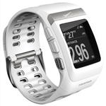 GPS TomTom Montre Nike+ SportWatch - White/Silver